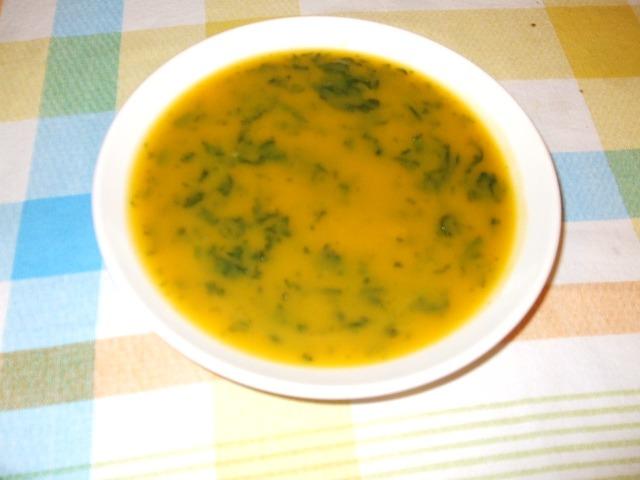 Sopa camponesa