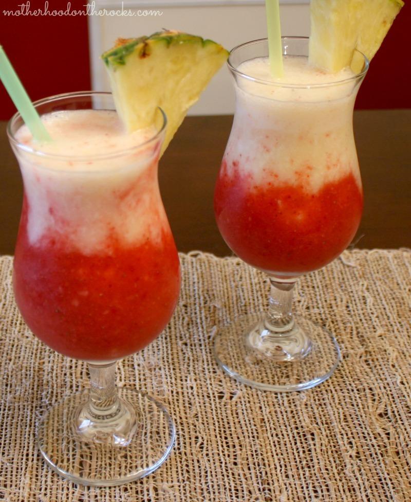 Hawai Honey Moon drink