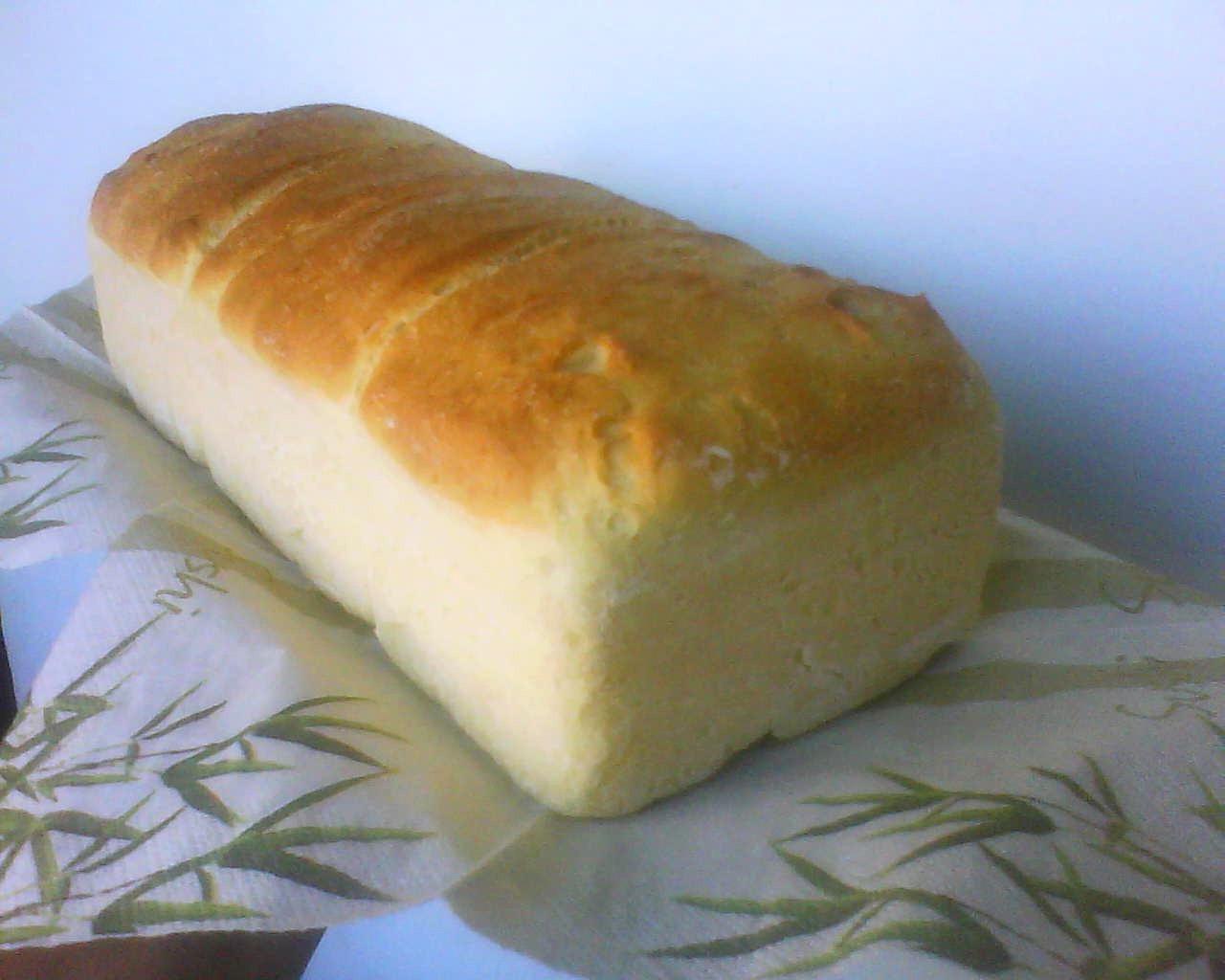 Pãozinho massa podre