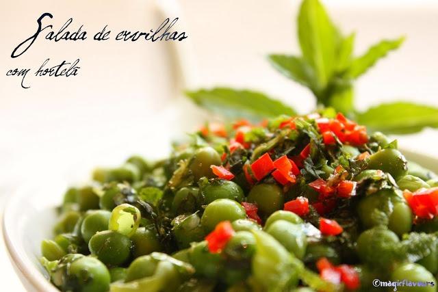 Salada de Ervilhas