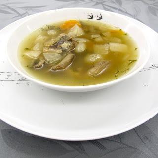 Sopa à moda russa