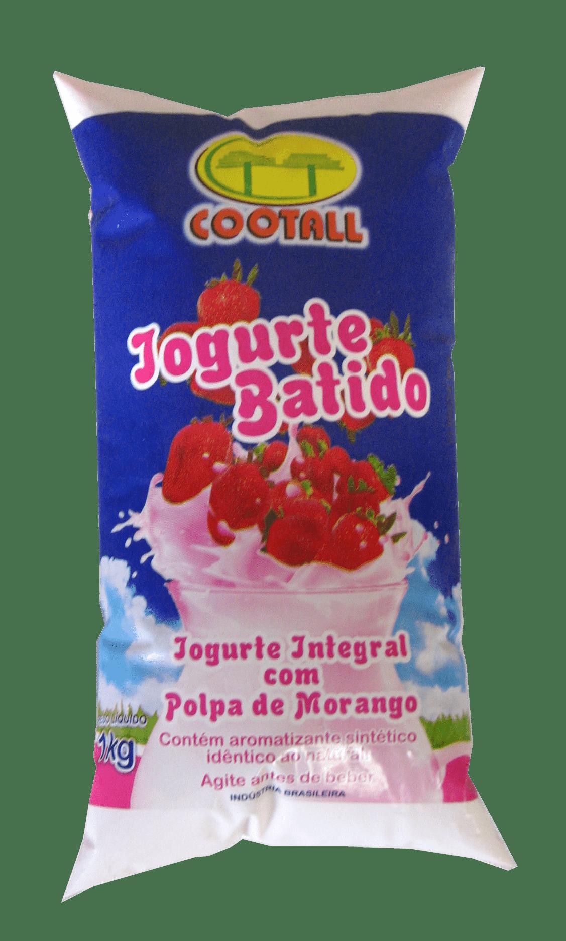 Iogurte batido