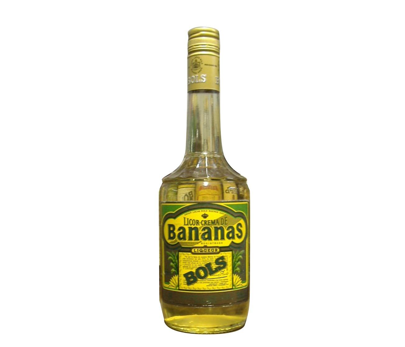 Banana ao licor