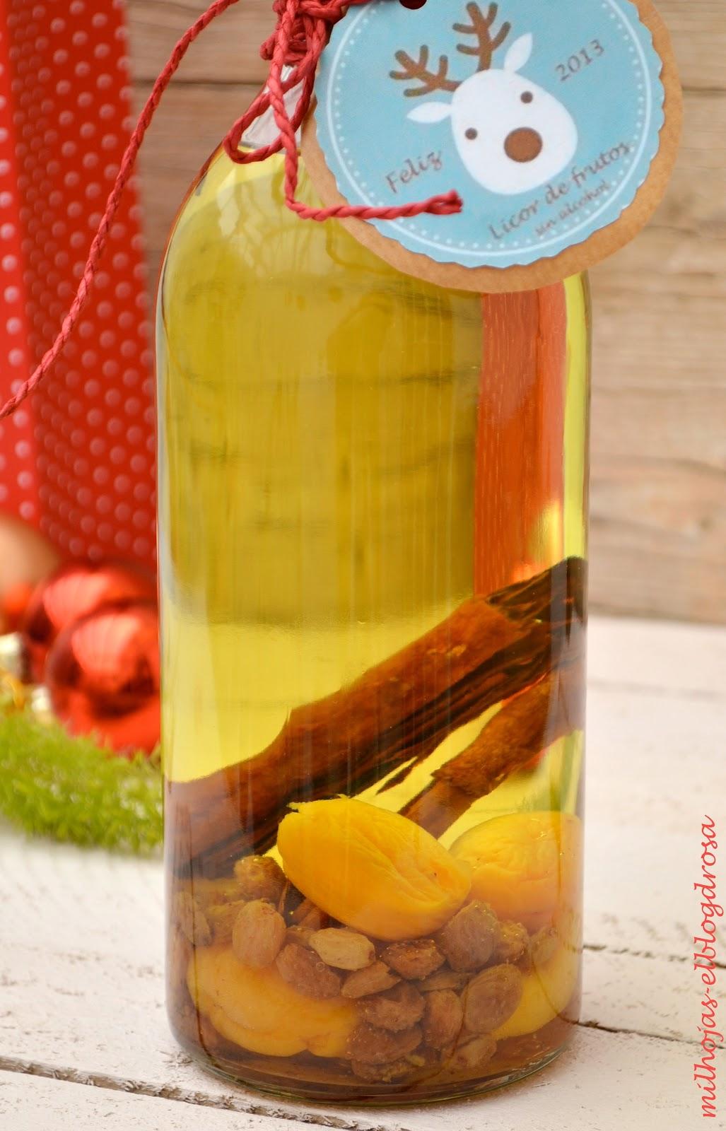Licor de Frutos