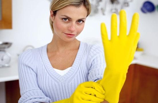 Limpeza das Panelas