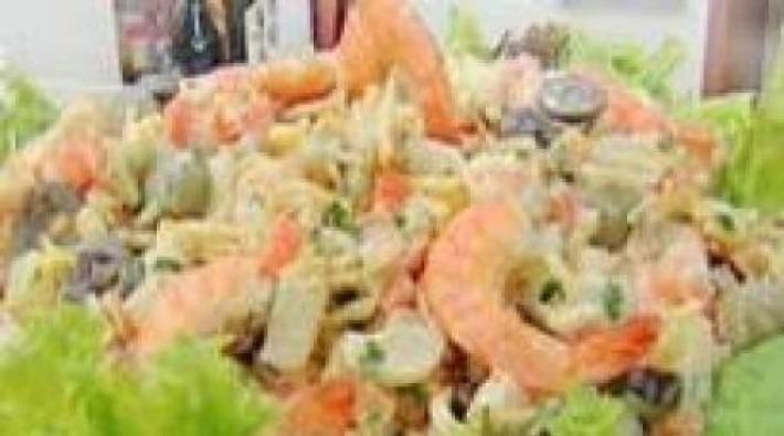 Maionese de camarão