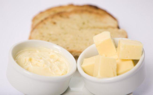 Dicas para a Manteiga / Margarina