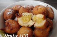 Bolinhos de Banana