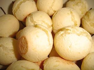 Pãezinhos de queijo II