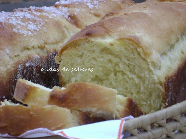 Pão de batata II