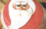 Torta do Papai Noel