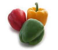 Retirar a pele dos pimentos facilmente