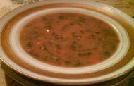 Sopa de Feijão com Couves