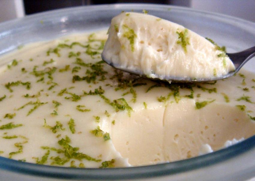 musse de limão light