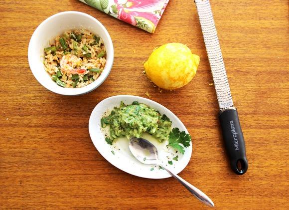 Salada de pepinos da Dadi