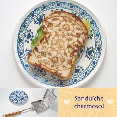 Sanduíche Charmoso