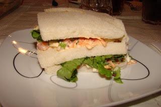 Sanduíche Cremosa
