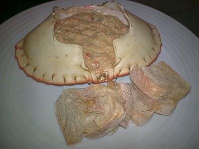 Pasta de Sapateira