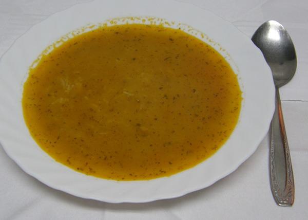 Sopa de Atum