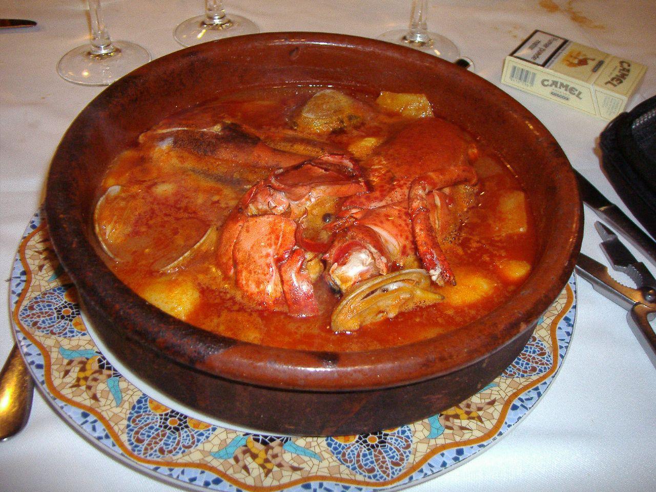 Esqueixada de Bacalhau à Espanhola