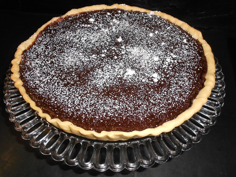 Tarte de Chocolate II