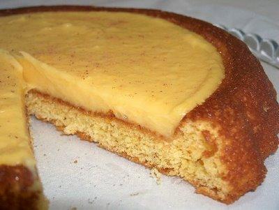 Pasta fácil para forrar bolos e recheio rápido de frutas