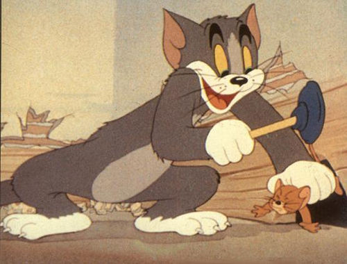 Tom & Jerry (8 doses)
