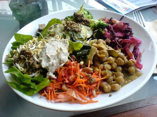 Como conseguir uma dieta vegetariana equilibrada?