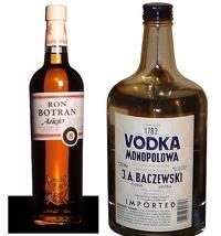 Vodca com Rum