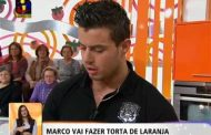 A «FAMOSA» TORTA DE LARANJA DE MARCO COSTA (Big Brother TVI)