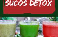 Receitas de Suco Detox de Couve